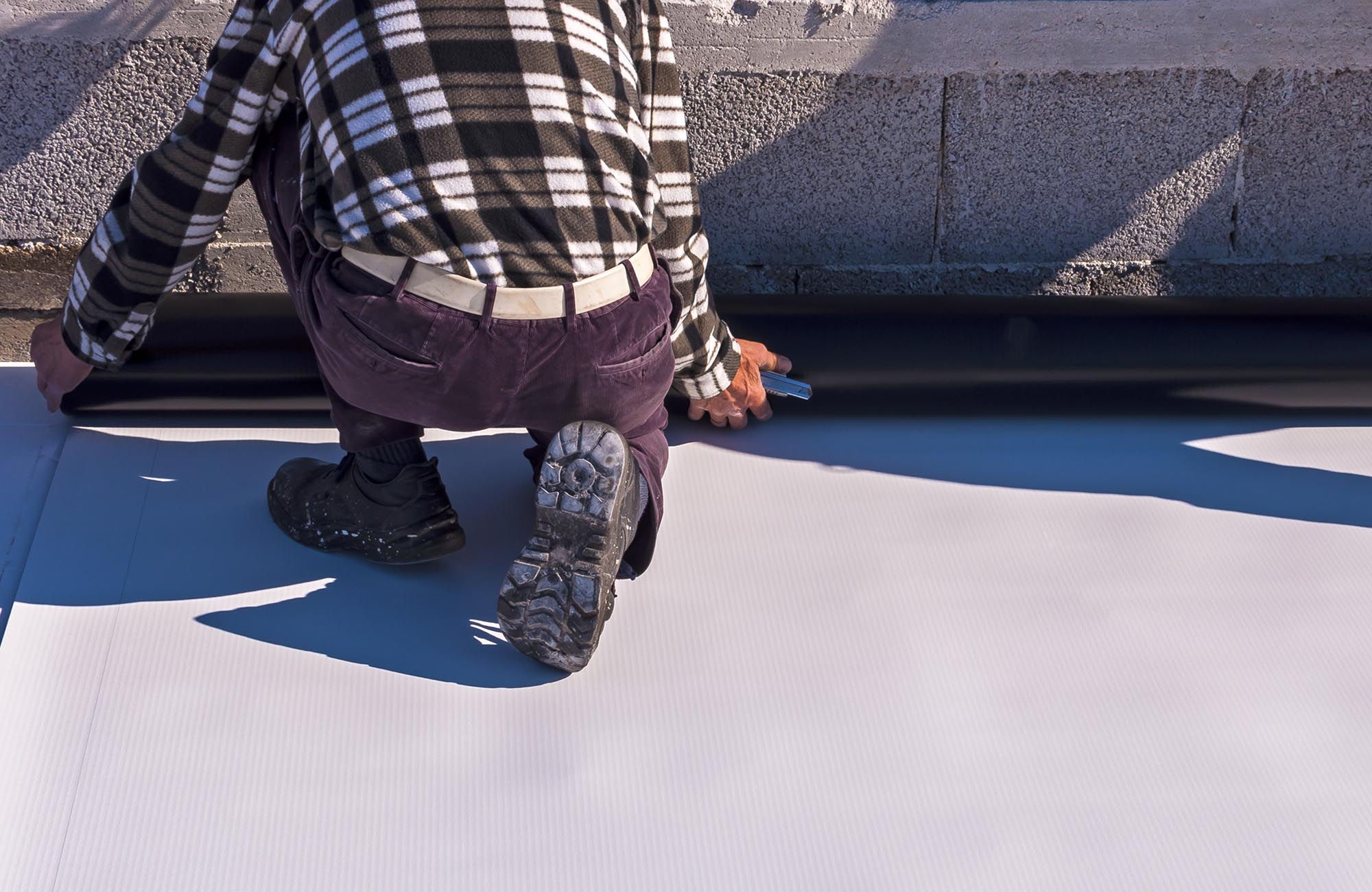 Commercial Roofing - Roofer Rx